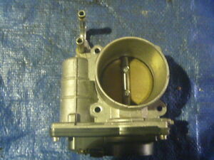 Throttle Body VQ35HR 3.5L 3.7L Fits 07-16 17 18 EX35 G37 EX37 G35 Q40 350Z 370Z