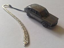 411 4 Door ref298 FULL CAR on a Pattern bookmark with cord