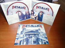 METALLICA Live Reunion Arena Dallas 5 FEB 89  2CD GREECE only issue