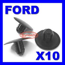 Ford Escort Puma Bonnet Clips Capot Isolation Doublure couvrant