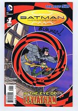 Batman Incorporated #0-13 Death Of Damian as Robin Signed Complete Run 2012 DC