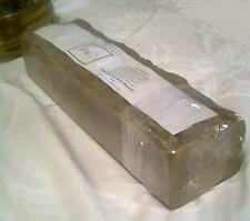 4 lb Neem Tea Tree Sulfur Bentonite Handmade loaf of soap  FREE SHIPPING