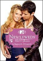 3 Dvd Box Cofanetto «MTV NEWLYWEDS NICK & JESSICA ♦ STAGIONE 2+3» complete nuovo