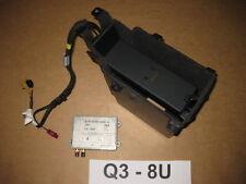 AUDI Q3 8u Original Bluetooth Teléfono Consola de teléfono SOPORTE REPOSABRAZOS