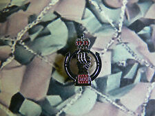 Royal Armoured Corps Enamel Lapel Badge