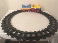 Vintage Playmobil Geobra Train Set 1990