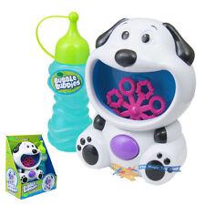 Bubble buddies - Dog / Dalmation! - toy bubble machine - great 4 XMAS
