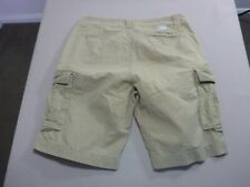 90c166a8a0 039 MENS EX-COND NAUTICA S/POCKETS COFFEE CARGO SHORTS SZE 33 $110 RRP