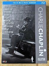 Charlie Chaplin Collection Blu-ray (10-Disc Box-Set, Region B, Rare)