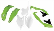 UFO Complete Body Kit Black/Green/White (KAKIT224-999)