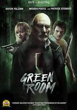 Green Room (DVD, 2016)