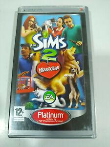 Los Sims 2 Mascotas EA - Gioco PLAYSTATION - Psp Edizione Spagnola