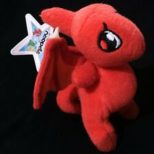 2004 McDonalds Neopets 'Red Shoyru' Plushie with tags-Used In VGC