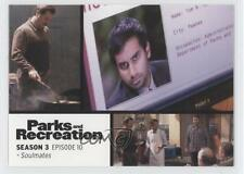2013 Press Pass Parks and Recreation Seasons 1-4 #40 Soulmates Card 2a1