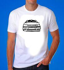 VW T Shirt Volkswagen Golf rabbit Gti VR6 mk3 mark 3 personalised retro car TDi