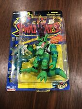 VINTAGE 1994 REMCO SWAT KATS CATS DR VIPER 100% COMPLETE FIGURE On Card