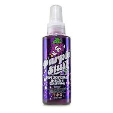Tipos de químicos cosas púrpura uva Soda Aroma Ambientador & Eliminador De Olores 4 OZ (approx. 113.40 g)