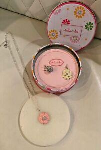 Stella & Dot Girl's Kristen Charm Necklace N126-NIB