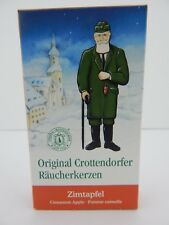 German Crottendorfer Zimtapfel Cinnamon Apple Incense Cones for Smokers