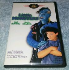 Little Monsters DVD RARE oop Fred Savage , Howie Mandel