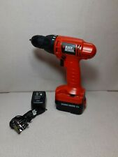 Black and Decker PS1200 12V Drill