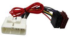 Adaptateur faisceau câble fiche ISO pour autoradio pour Toyota Land Cruiser 120