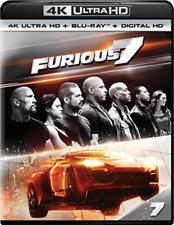 `WALKER,PAUL`-FURIOUS 7 (4K ULTRA HD)  (US IMPORT)  Blu-Ray NEW
