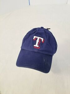 Colby Lewis Autographed Forty-Seven Brand Signed Baseball Hat #48 Texas Rangers