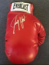 Larry Holmes Signed Boxing Glove w/ Certificate & Picture - Super Star Greetings