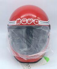 Casco Nava 2 Helmet Vintage No Bell Arai Shoei Moto