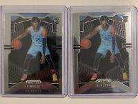 🏀 JA MORANT 2019-20 Panini Prizm Base RC Rookie Card #249 LOT (2) Grizzlies🔥