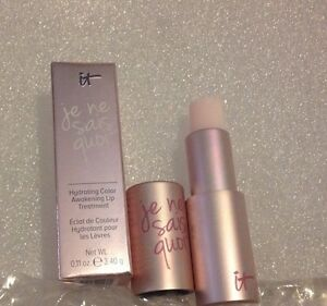 IT Cosmetics Je Ne Sais Quoi Hydrating Lip Treatment -IN YOUR PERFECT PINK