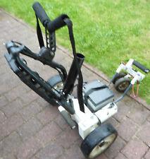 Compactcaddy golf trolley Drogo, integrado mecanismo de plegado - 180w