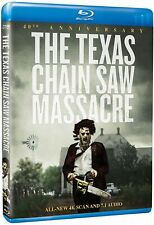 New Texas Chainsaw Massacre Blu Ray Disc Movie 1974 Marilyn Burns Allen Danziger