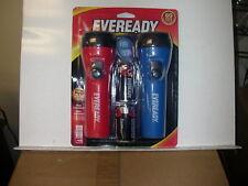 EVEREADY LED FLASHLIGHT EVEL152S PACKAGE OF 2