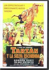 Tarzan Y La Selva Escondida - Tarzan's Hidden Jungle