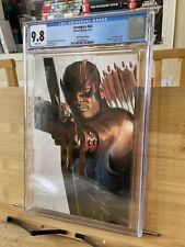 Avengers 42 CGC 9.8 Ross Timeless Virgin