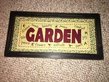 Primitives by Kathy Garden Stitched Sampler