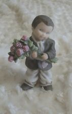 "VALENTINE ""How to Win a Heart""Boy with Roses - Pretty as a Picture/Kim Anderson"