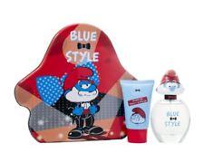 The Smurfs Papa Eau de Toilette 50ml & Shower Gel 75ml Gift Set For Kids NEW.