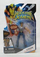 "Hasbro Wolverine & the X-Men Logan 3.75"" Figure"