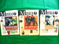 19 RIVISTE MUSICA ROCK & ALTRO 1995 dal n°1 al N°19