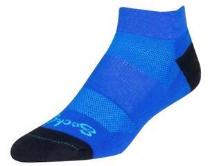 """Sockguy 1"""" Socks (Blueberry)"""
