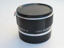 "Leica R extender 2x with caps MINTY CHEAP ""LQQK"""
