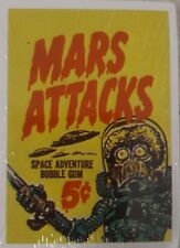 MARS ATTACKS 1984 REPRINT CARD SET COMBO $ave!!!