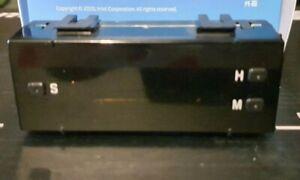 SUBARU IMPREZA DASH CLOCK GEN 2 GD GG , 2001-2007 , 85201FC000 rx gx wrx sti