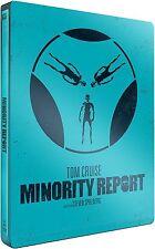MINORITY REPORT Steelbook **Blu Ray B** Tom Cruise