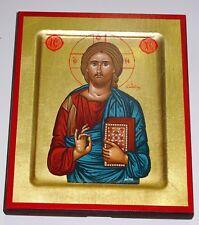 Ikone Jesus Christus Pantokrator Icon Christ Icona Ikona Icone Icono Gesù Cristo