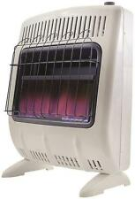 NEW MR HEATER F299730 BLUE FLAME LP GAS HEATER 30K VENT FREE THERMOSTAT 3311883