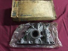 NOS 71-77 CHEVROLET VEGA MONZA  2.3L ENGINE OIL PUMP / COVER GM 3994265